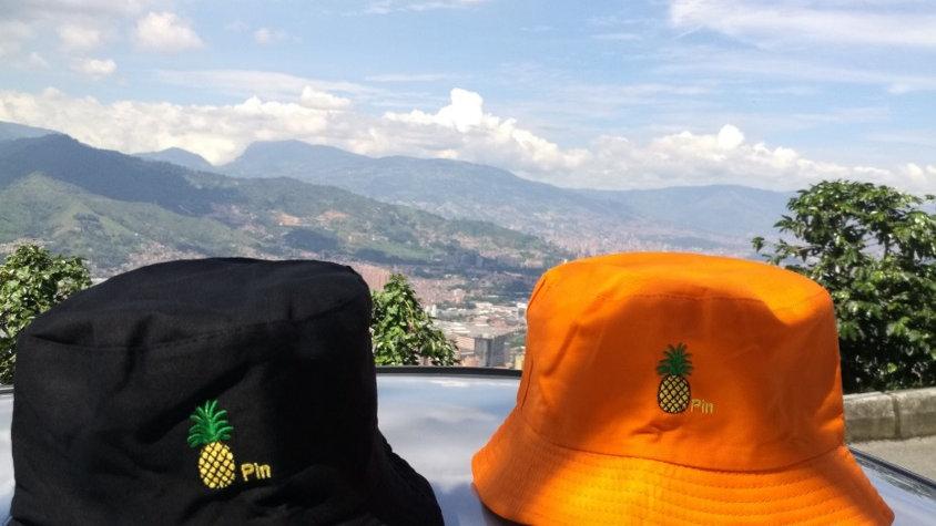 SOMBRERO CUBO PIÑA