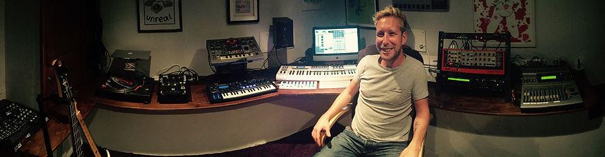 Music Technology studio sound design recording