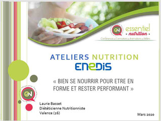 Ateliers Nutrition - ENEDIS (26)