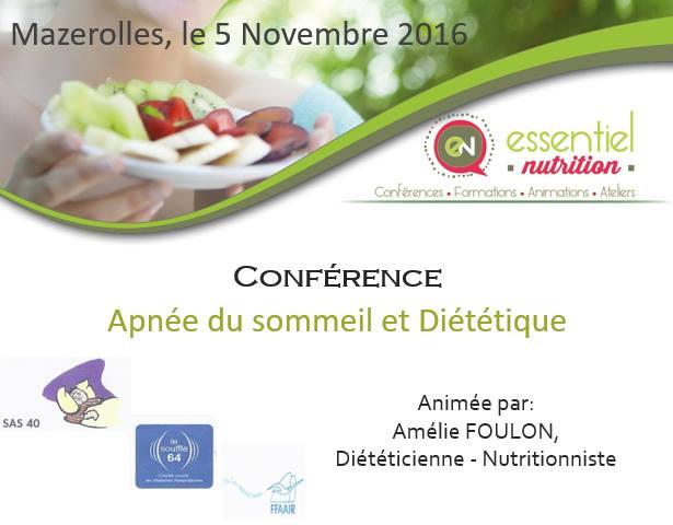 Conférence Essentiel Nutrition pour Le Souffle 64