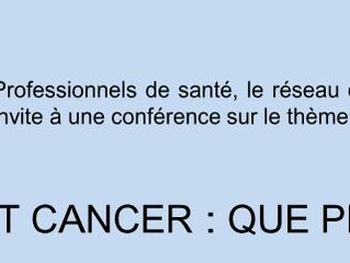 Conférence FATIGUE ET CANCER