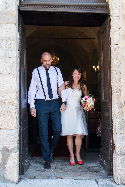 Le Mariage d'Elodie et Jean-Christophe - Cuebris