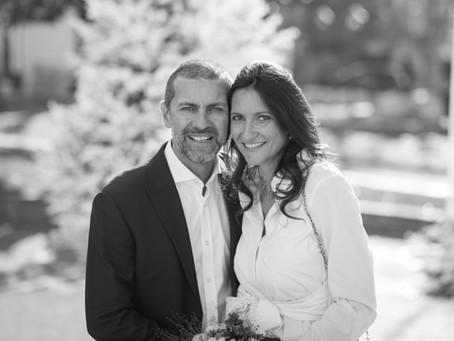 Le Mariage d'Olivia et David