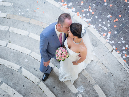 Le Mariage d'Olivier et Marina - Antibes