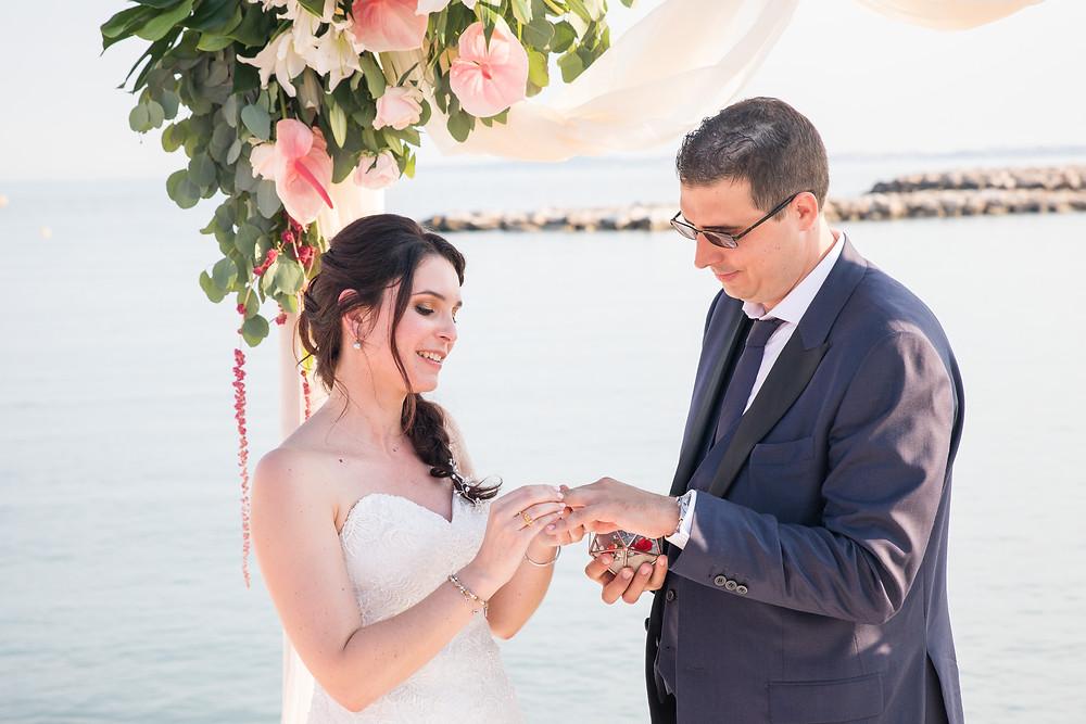 Mariage Antibes Saint Laurent du Var