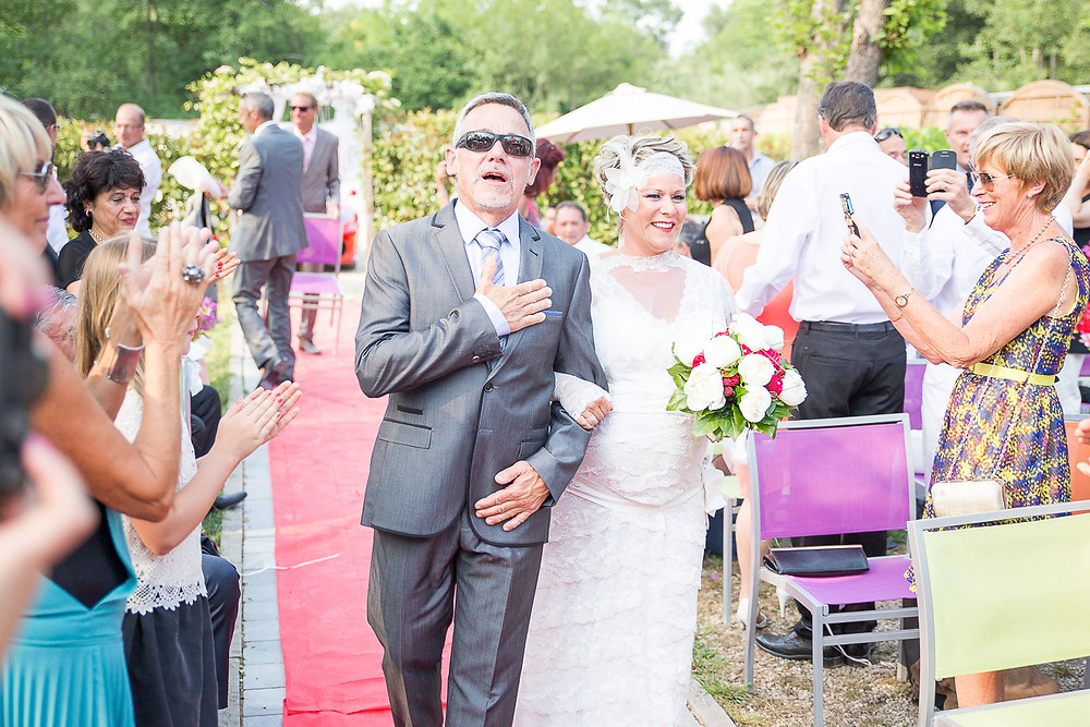 Mariage de Tony et Karen