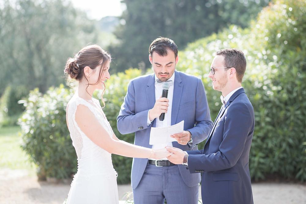 Mariage Manoir de l Etang Mougins - Antibes - Provence