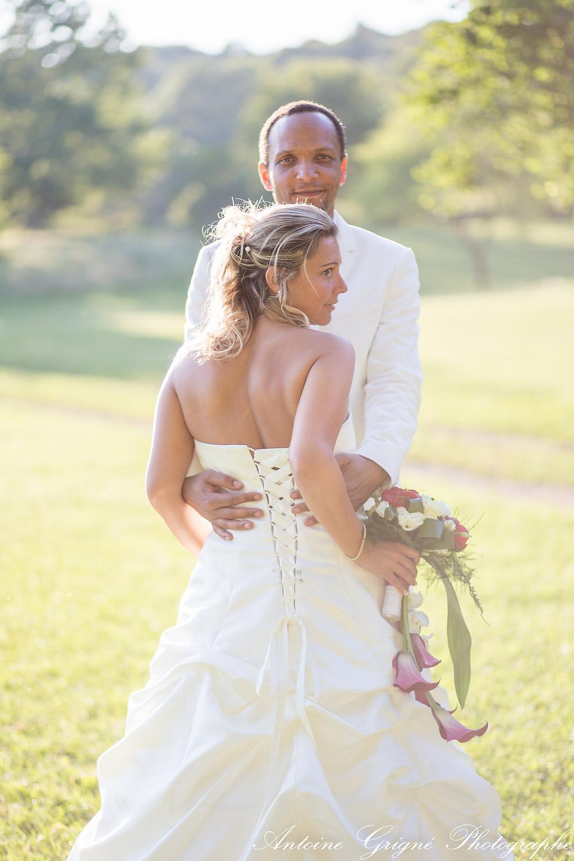 Mariage aux Courmettes