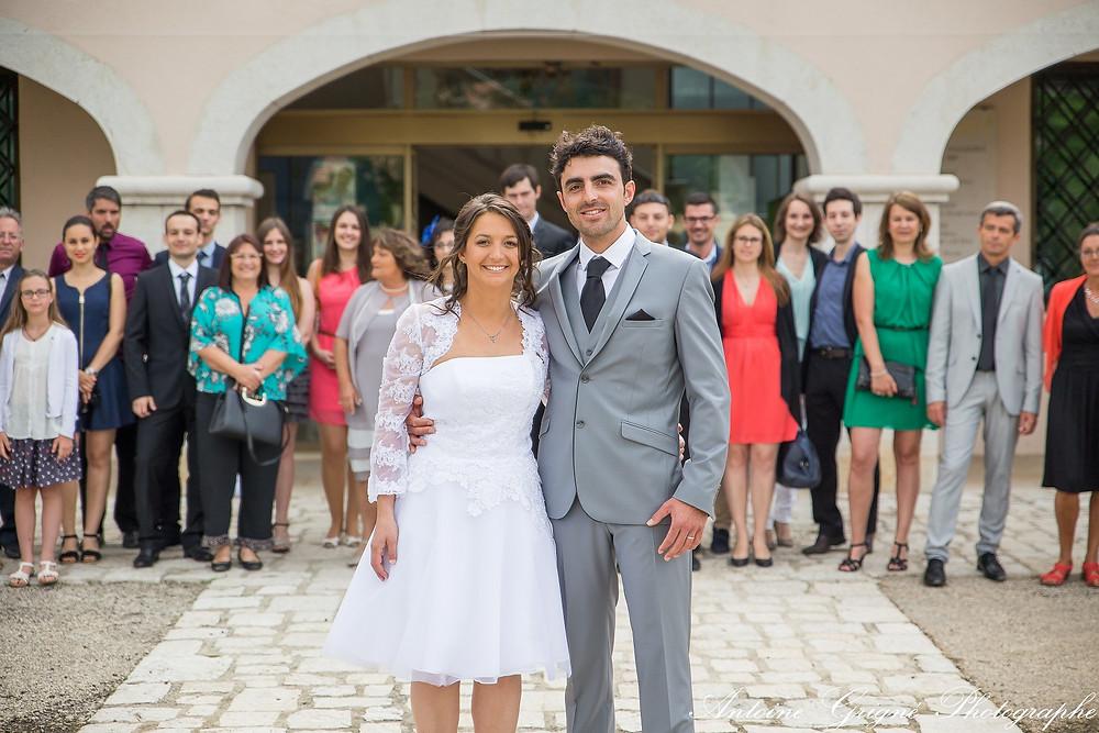 Mariage de Marie-Pierre et Julien