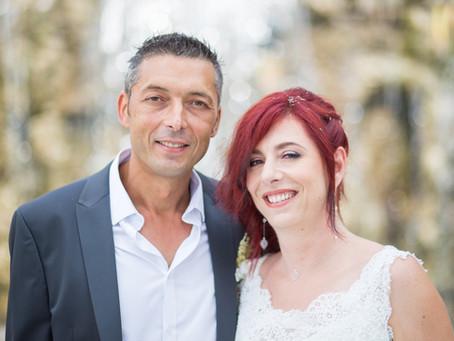 Les 15 ans de mariage de Sylvie et Christophe - Nice