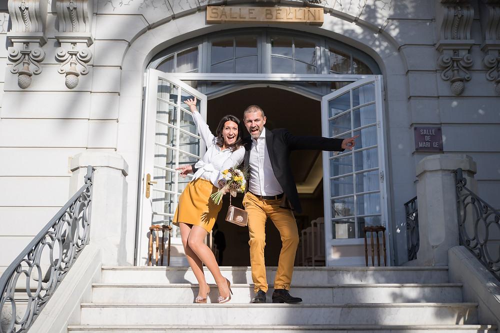 Le Mariage d'Olivia et David - Le Cannet