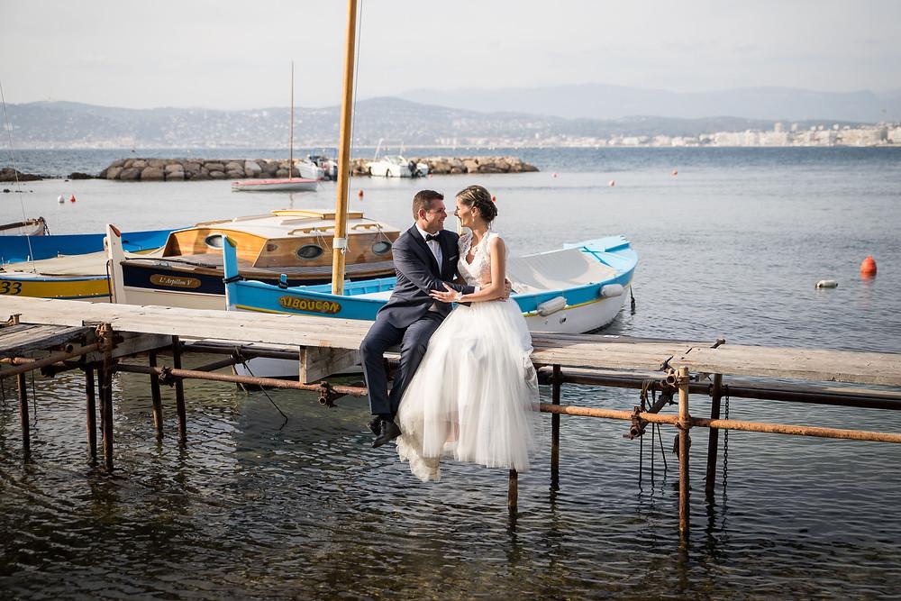 Day After Marylène et François - Mariage Cap d'Antibes