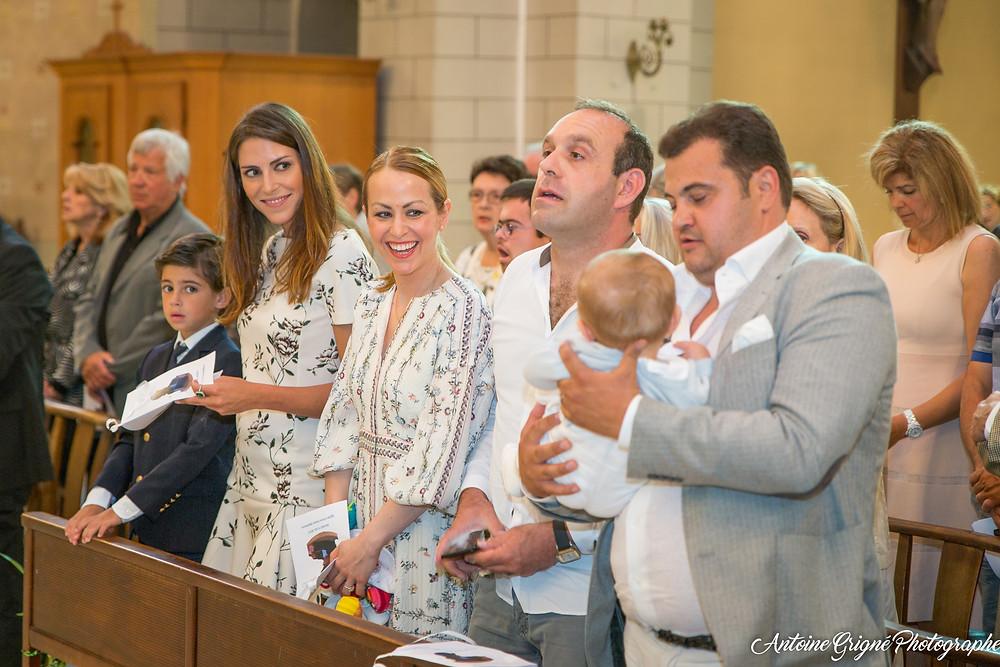 Baptême à Beaulieu-sur-mer