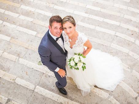 Le Mariage de Marylène et François - Antibes