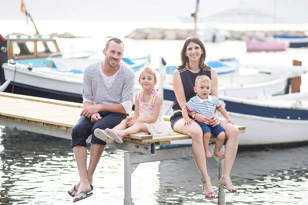 seance photo famille cap d'Antibes
