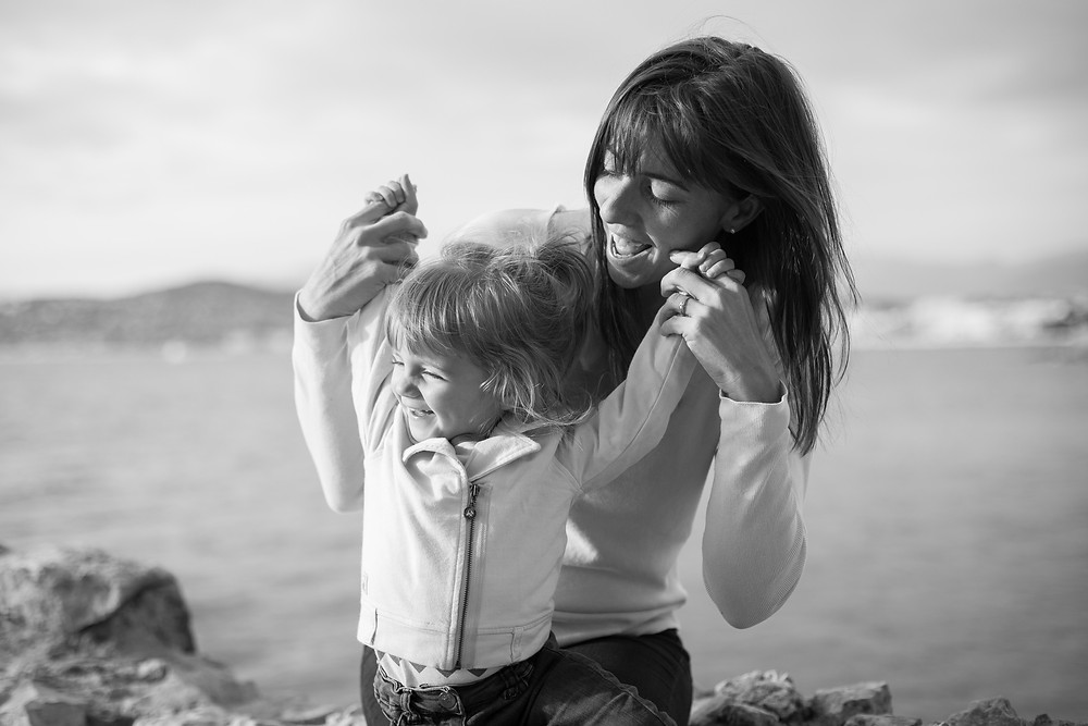 Séance Mère / Fille - Cap d'Antibes