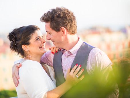 Le Mariage de Sophie et Christophe - Nice