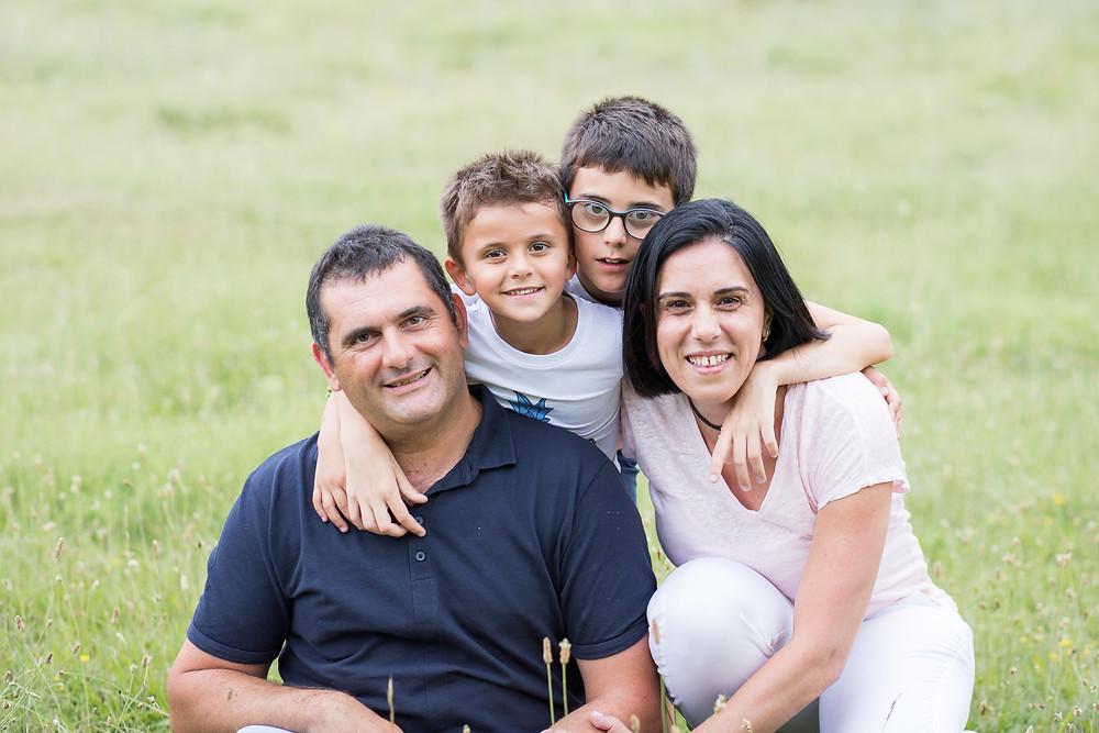 Seance photo famille Mougins