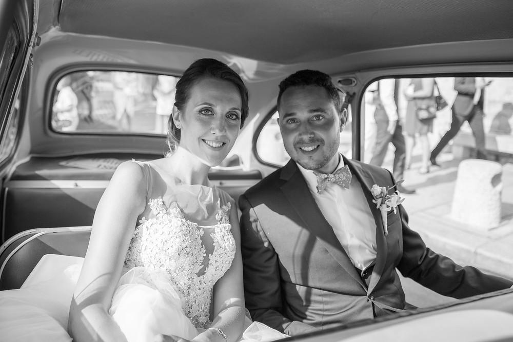 Le Mariage d'Alicia et Mickael à Fayence