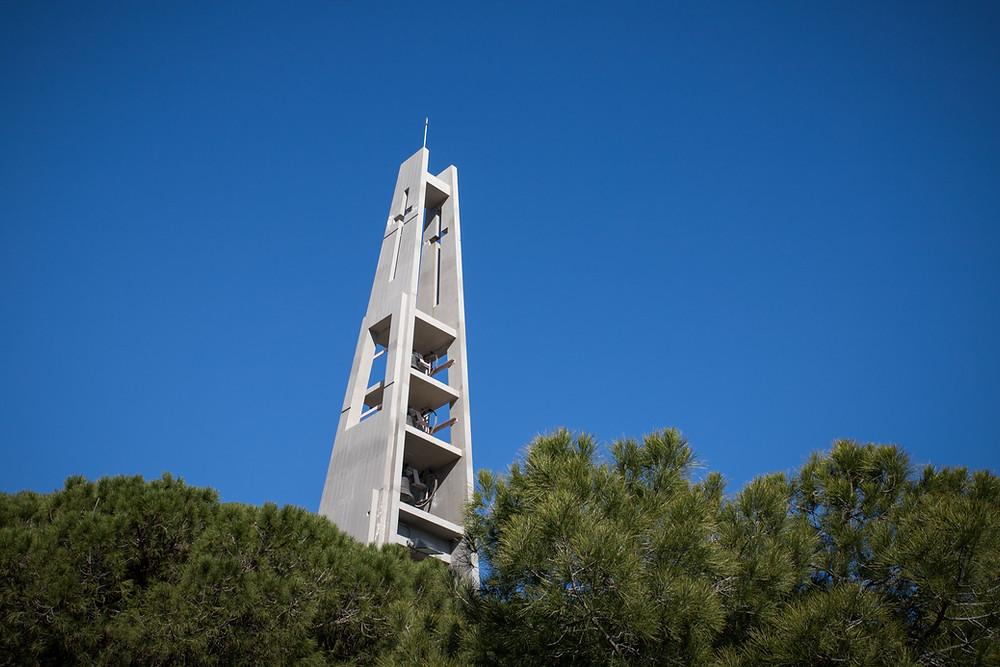 Baptême Eglise Saint Marc Nice