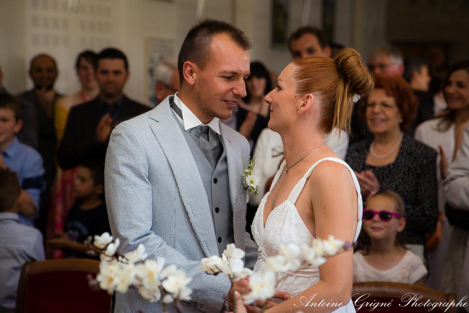 Mariage de Julie et Gregory