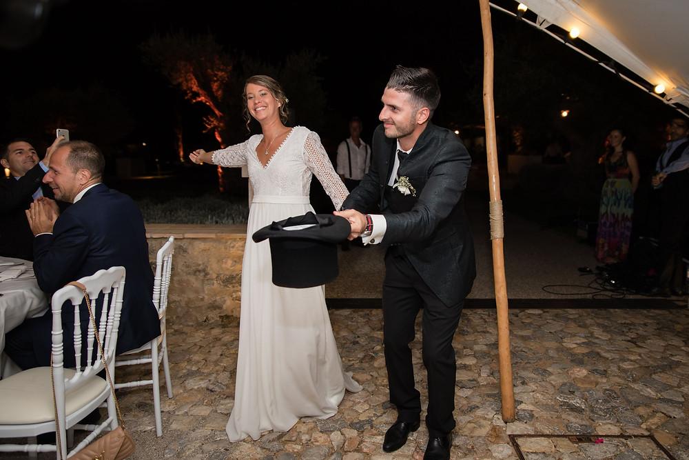 Le Mariage de Lou et Charles - Antibes / La Celle