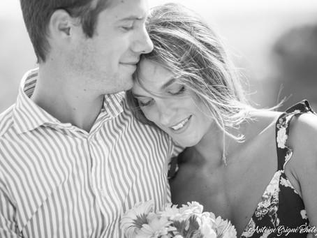 Les photos de couple lors de votre mariage