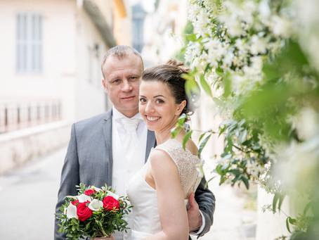 Le Mariage de Carole-Anne et David - Cagnes-sur-Mer