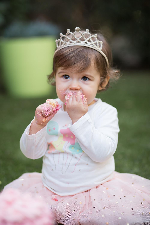 Le Smash the Cake d'Elise