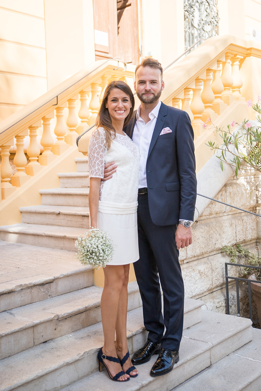 Le mariage de Samantha et Matthieu - Vence