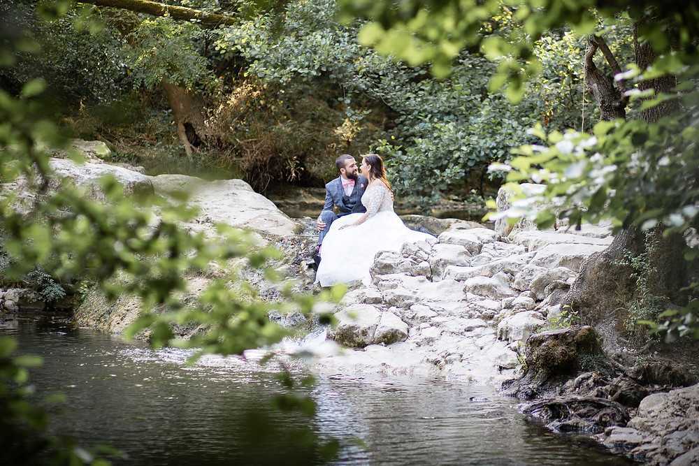 Trash the dress - Valbonne 06