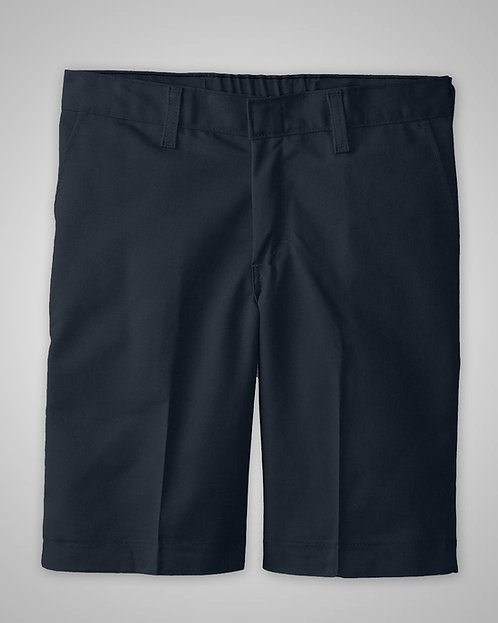 JPII Boy's Navy Shorts Adjustable Waist (4-7)