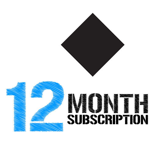 12 Month Expert's Subscription Box