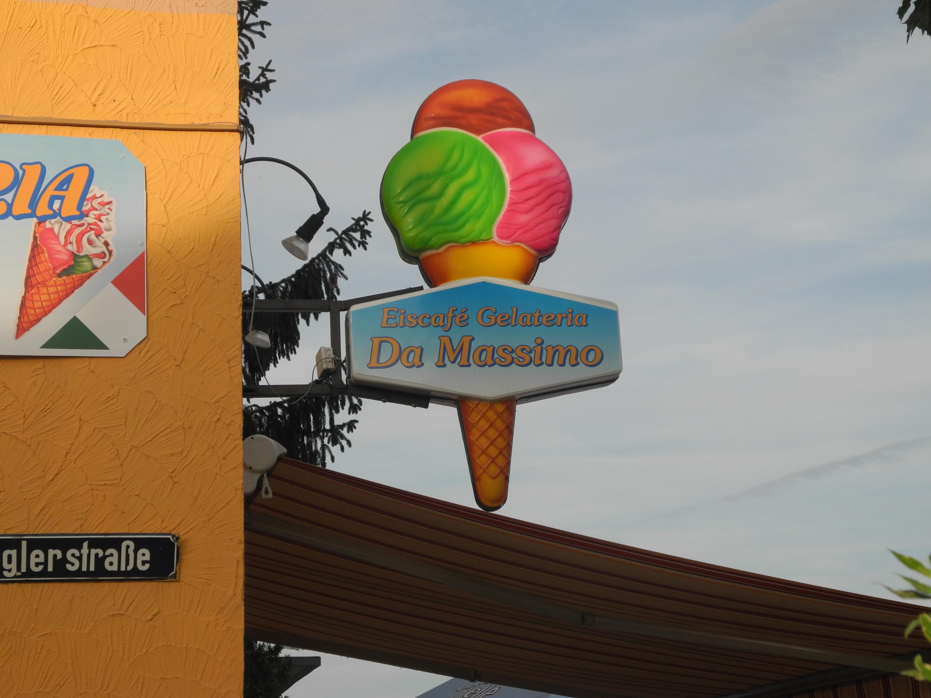 Eiscafé Gelateria Da Massimo