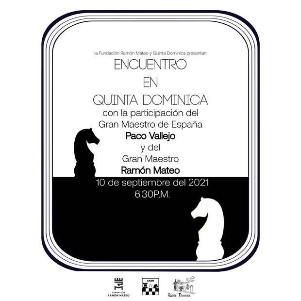 Ajedrez : Encuentro en Quinta Dominica