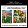 Visita guiada de la exhibición Anacaona y el mundo taíno