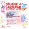Taller infantil : Máscaras de Carnaval