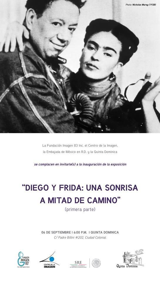 Diego y Frida: Una Sonrisa a Mitad de Camino¨