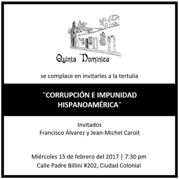 Corrupción e Impunidad Hispanoamérica