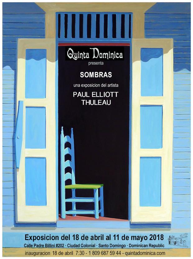 Exhibición Paul Elliott Thuleau