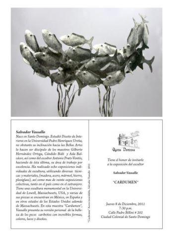 Cardumen de Salvador Vasallos