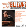 """Conferencia : """"Bill Evans, el poeta del piano - jazz contra la pandemia"""""""