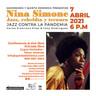 """Conferencia : """"Nina Simone. Jazz, rebeldía y ternura - jazz contra la pandemia"""""""