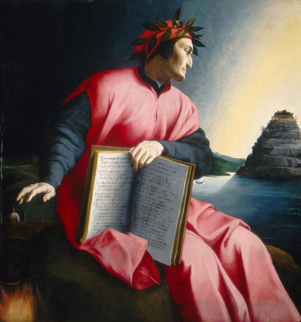 ¨El Infierno (La Divina Comedia) de Dante Alighieri¨ por José A. Martí