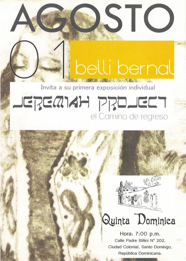 JEREMIAH PROYECT: El camino de regreso