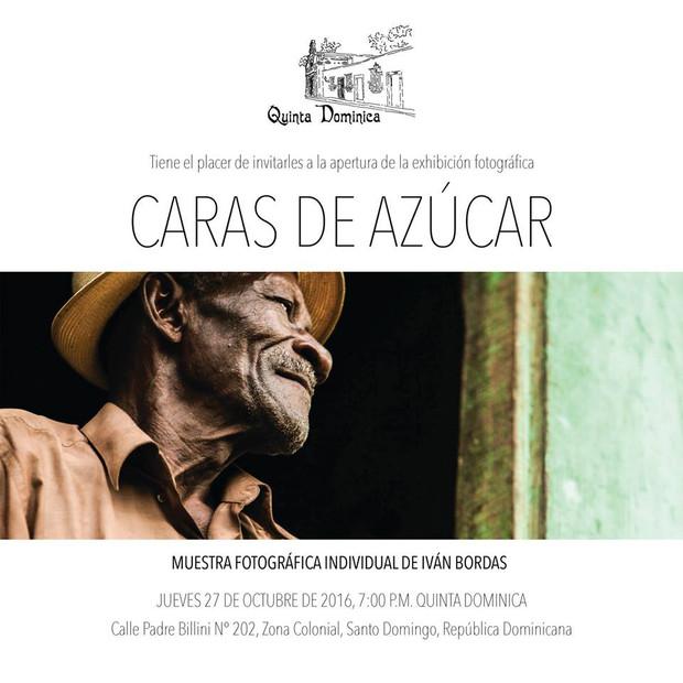 ¨Caras de Azúcar¨ de Iván Bordas