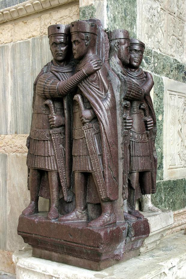 Ultima conferencia sobre el Imperio Romano