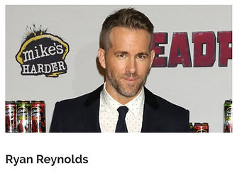 Ryan reynolds. Mental Health. Amanda Ridyard Counselling.