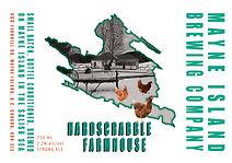 Mayne Island Hardscrabble Farmhouse size