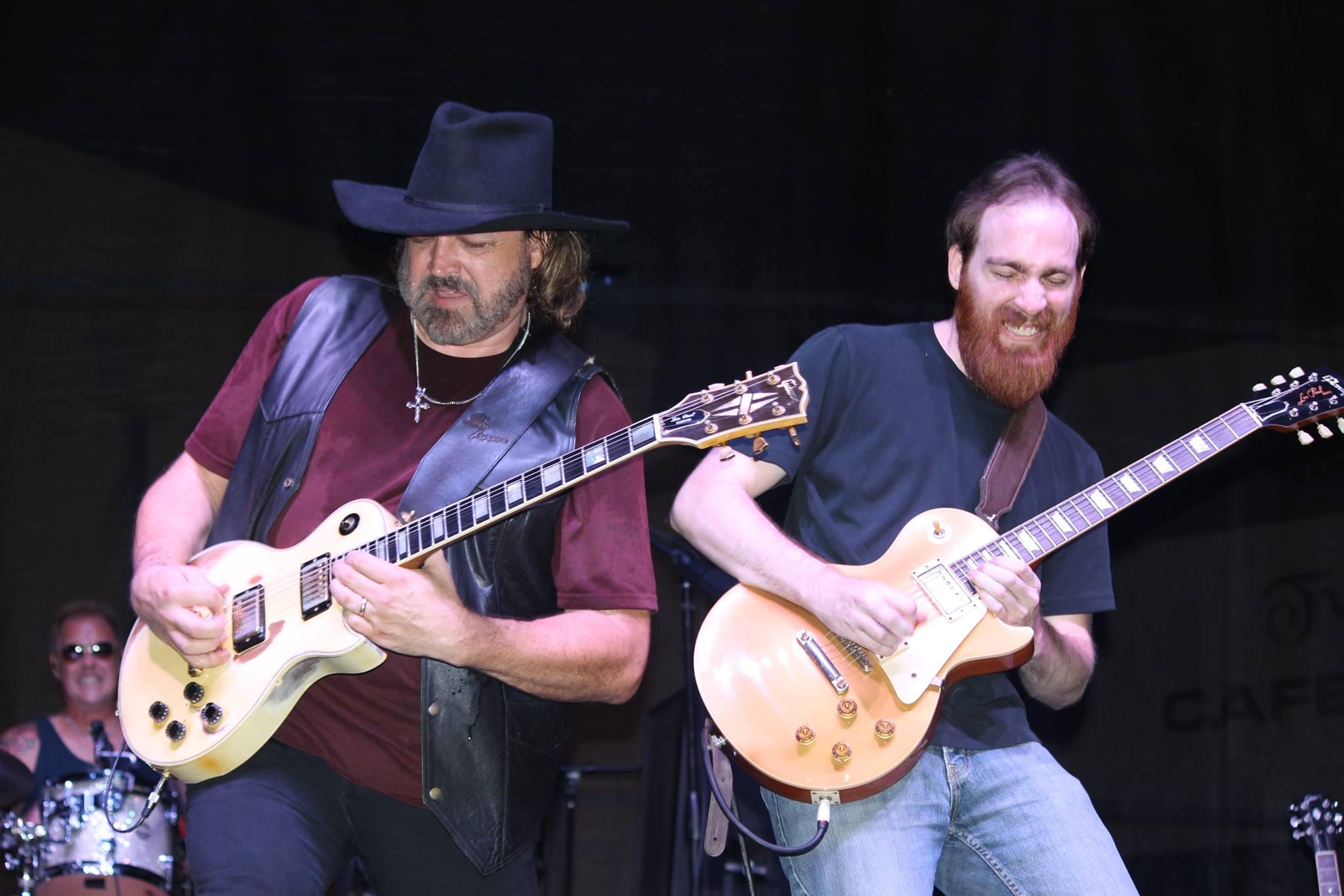 Sam Morrison and David Kurtz